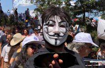 Kazdağları'na Onbinlerce Kişi Sahip Çıkarak Madeni Protesto Etti