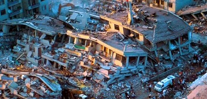 İstanbul'un Marmara'ya yakın ilçelerinde deprem tehlikesi arttı!İstanbul'un Marmara'ya yakın ilçelerinde deprem tehlikesi arttı!