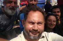 Kaz Dağları Çadır Nöbeti'nden Kaan Meriç ile Söyleşi